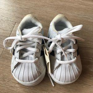 Baby sneakers!