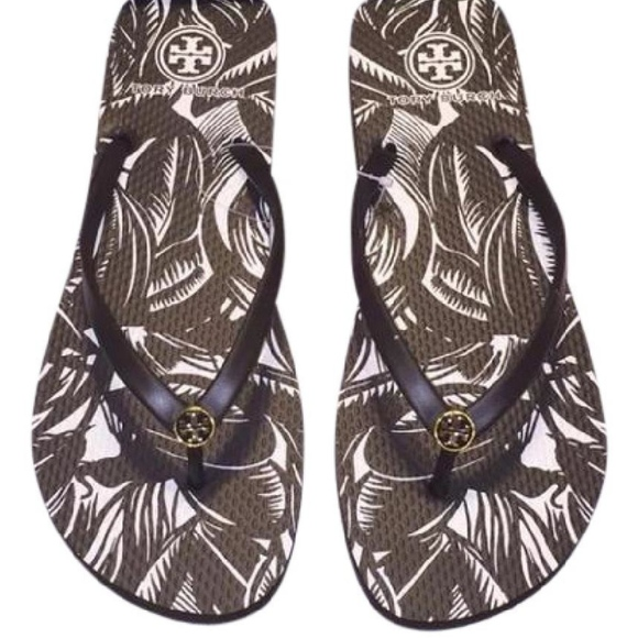 81968a939c7 Tory Burch Shoes - Tory Burch Thin Flip Flops - Coconut/Tabora SZ 7