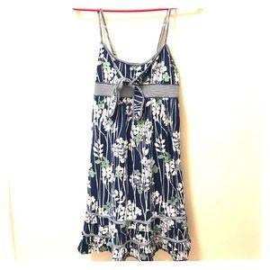 Abercrombie & fitch flower dress