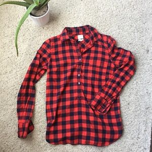 J. Crew Perfect Fit Button Down