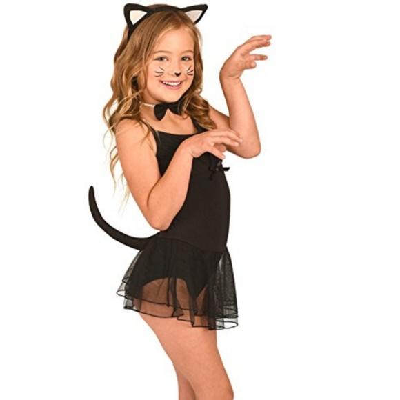 Kids Kitty Cat Costume Accessories Girls  sc 1 st  Poshmark & Costumes | Kids Kitty Cat Costume Accessories Girls | Poshmark