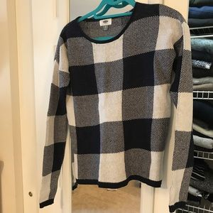 Old navy cotton sweater