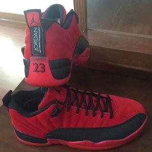 Jordan Shoes | Low Top Red Suede 2s