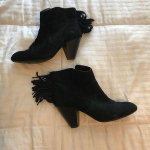 Jessica Simpson Fringe Booties