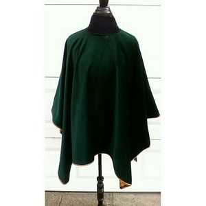Beautiful Heavy Quality Vintage Cape From Scotland
