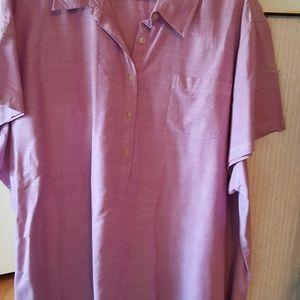 Light purple top
