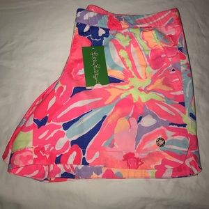NWT Lilly Pulitzer Ocean View Boardshort