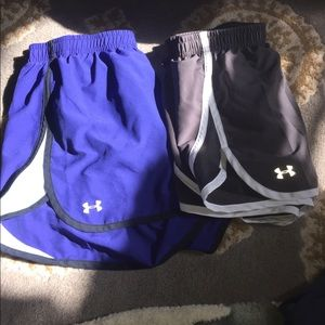 Under armour shorts bundle
