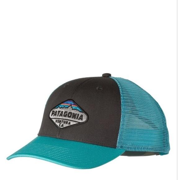 Patagonia Fitz Roy Crest LoPro Trucker Hat 60fdfad0f4f