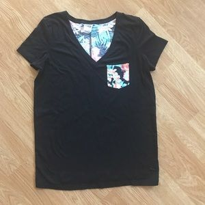 PINK Victoria's Secret V-Neck T Shirt