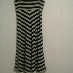 Ava & Grace Maxi Skirt
