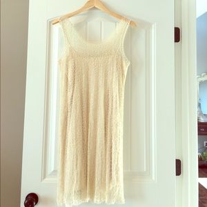 Jcrew beaded dress size 4