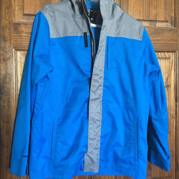 under armour winter jackets youth