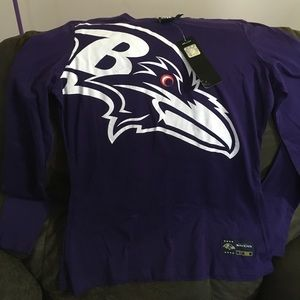 Baltimore Ravens long sleeve shirt