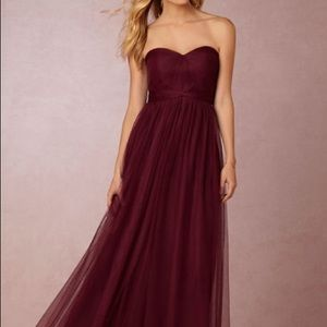 BHLDN Jenny Yoo Annabelle Dress Size 0