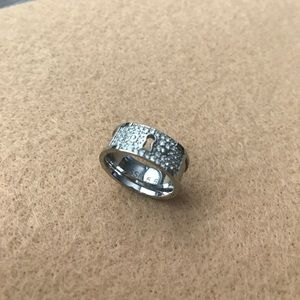 Authentic Fossil Ring