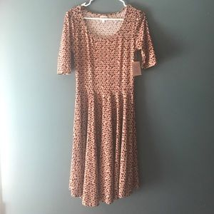 NWT LuLaRoe NICOLE Dress - Medium