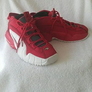 Gently used Red/White Penny Hardaway