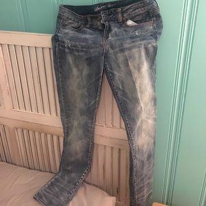 AE skinny stretch jeans