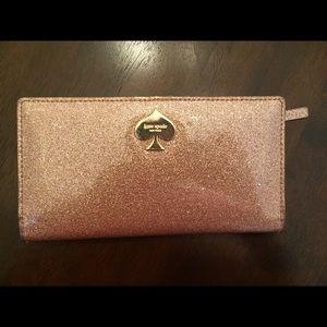 Kate Spade Glitter Bug Sparkle Wallet