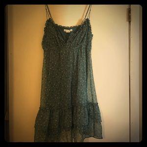 American Eagle green dress size 12 XL