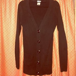 Perfect Fit Ribbed Cardigan