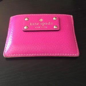 Kate ♠️ Wellesley Graham Card Case Wallet