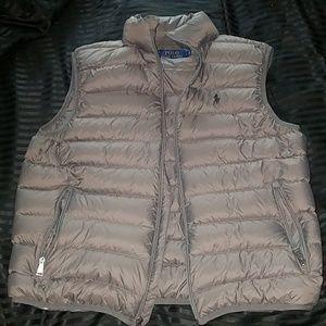 Polo Ralph Lauren Bubble Puffer Vest.