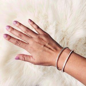 Banana Republic double layer cuff bracelet