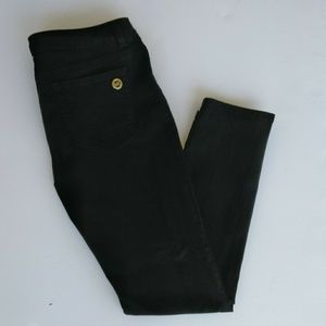 Michael Kors black skinny jeans size 12