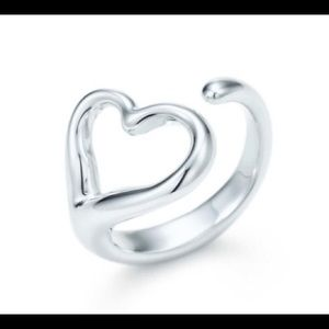 ELSA PERETTI® OPEN HEART RING