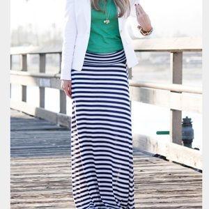 ❗️️Nordstrom Max Studio Maxi Skirt MSRP $78!