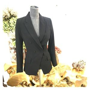 H&M double breasted blazer Jacket