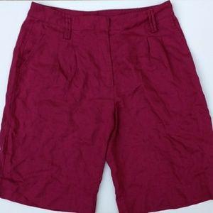 Spiegel 100% Linen Shorts