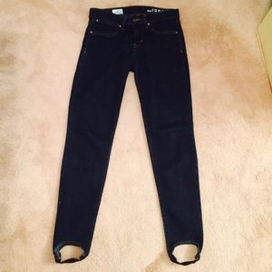 Gap Stirrup Leggings Jeans