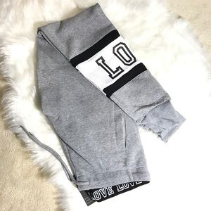 Pants - Love Fleece Jogger Size Medium