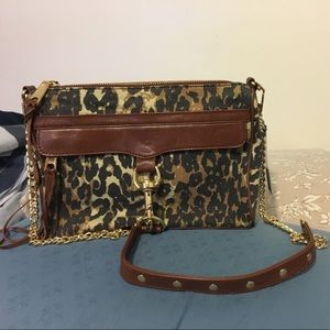 Rebecca Minkoff MAC clutch/shoulder bag