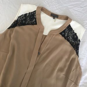 Vince Cameron Plus Size Blouse for Work