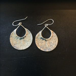 Sterling sliver earrings