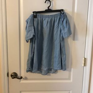 Two by Vince Camuto Off The Shoulder Blouse