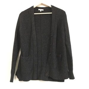 Madewell seedstitch Cardigan sweater