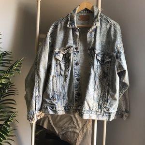 Vintage Levi's denim jacket (mens)