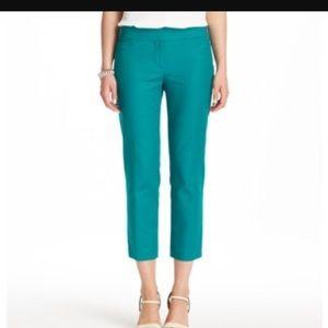 LOFT Marisa Crop Pants - Size 8