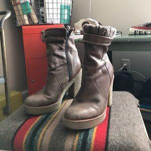 Gap - Brown Booties