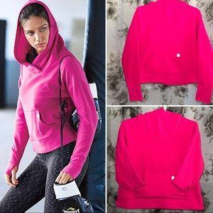 VSX Sport Pink Cropped Fleece