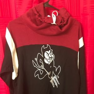 Victoria's Secret ASU Sun Devil hoodie 😈