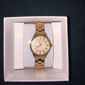 Fossil women's watch-elegant, rose gold tone!