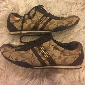 Coach Tennis Shoes-Katelyn Style
