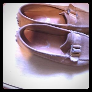 Tods suede size 9 too big for me