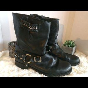Frye boots, Jenna, sz 10